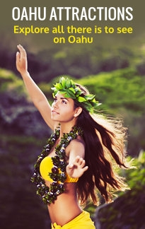 Attractions in Oahu, Waikiki Attractions, Honolulu Attractions