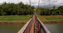 Kauai Activities, Visit Hanapepe Swinging Bridge