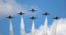 Events on Oahu, Kanehoe Bay Air Show