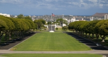 Oahu Attraction, National Cemetery of the Pacific
