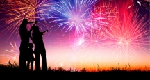 Oahu Things to Do, New Year's Eve Fireworks