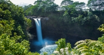 Rainbow Falls, Big Island Attractions, Hawaii Attractions