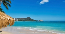 Oahu Activities, Relax on Waikiki Beach