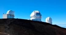 Big Island Attractions, Keck Observatory