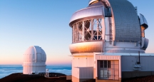 Hawaii Attractions, W.M. Keck Observatory